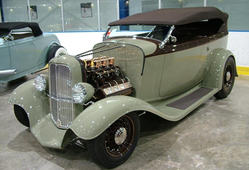 32 Ford Phantom