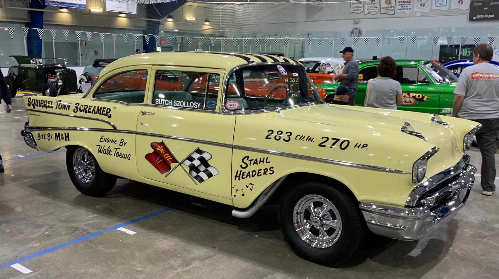 57 Chevy Gasser
