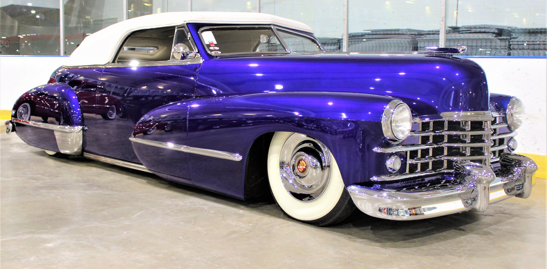 47 Cadillac Custom