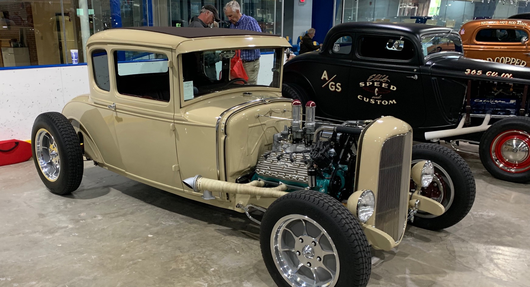 31 Ford Coupe