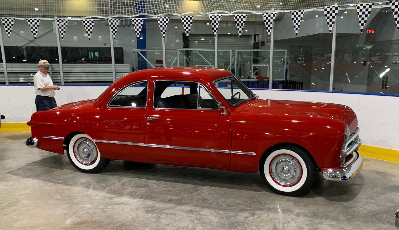 49 Ford Shoebox