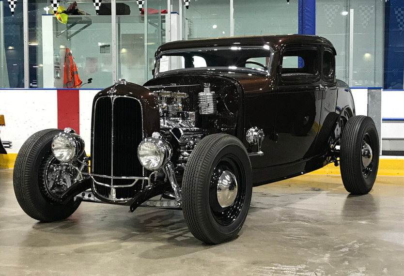32 Coupe