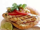 Lunch Specials - chicken sandwich