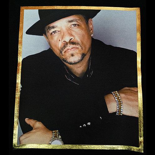 The Original OG Ice-T x Virtualcons Black Hoodie (Autographed)