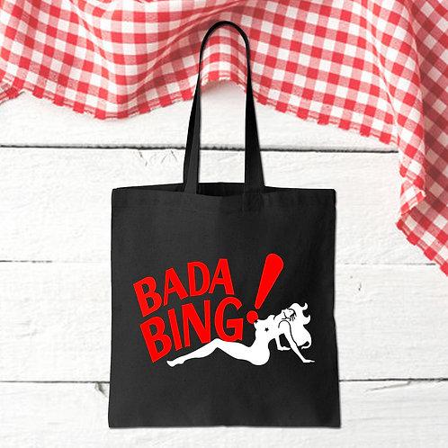 BADA BING TOTE