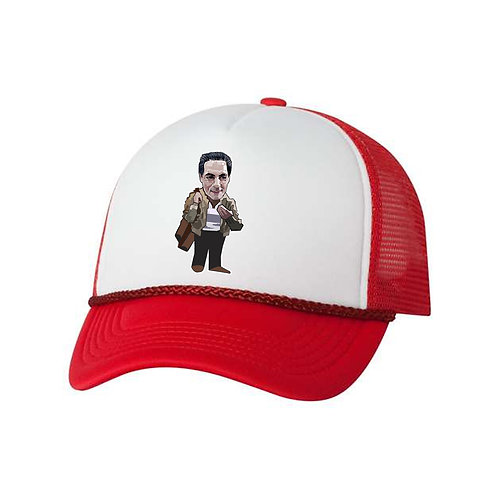 The Jacket Hat