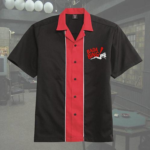 Limited BadaBing Bowling Shirt