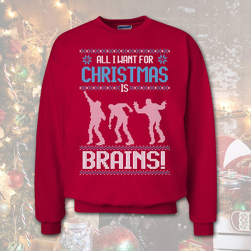 Christmas Brains