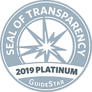 2019 GuideStar Platinum Badge.webp
