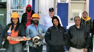 Vo-Tech Students Repair the Home of Local Veteran
