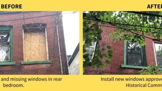 Homeowner Spotlight - J. Williams