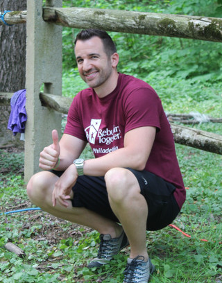 Volunteer Spotlight - Jamie Friling