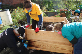 [Re]Builders Make an Impact in Parkside!