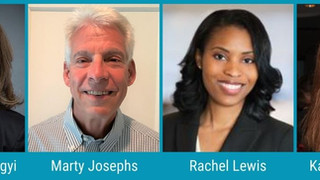Meet Our New & Returning Board Members