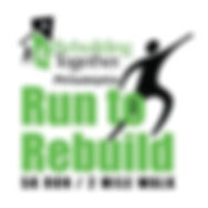 Run to Rebuild Logo