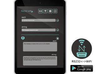 軟體客製當道!RS232結合WiFi替您的業務加分~