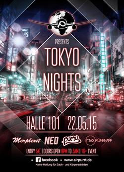 AirPURRt - Tokyo Nights