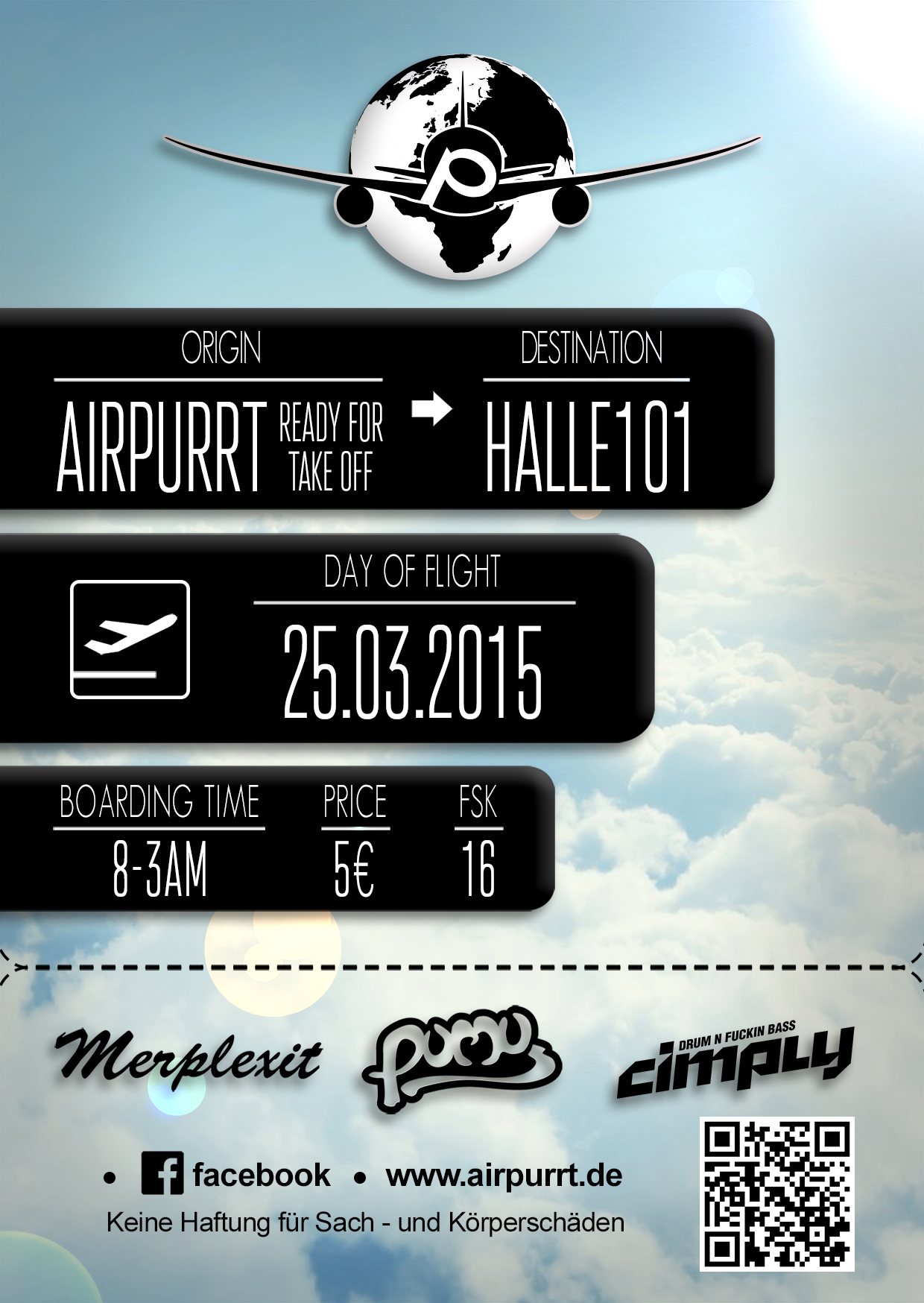 AirPURRt - Flyer