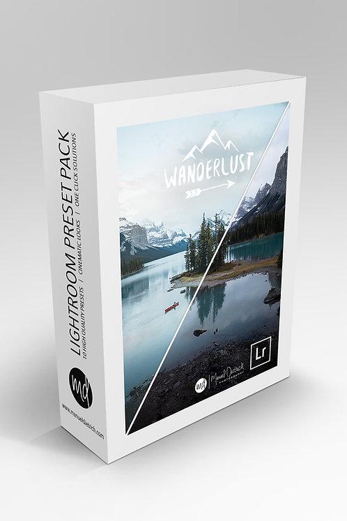 Manuel Dietrich Photography Presets (Wanderlust)