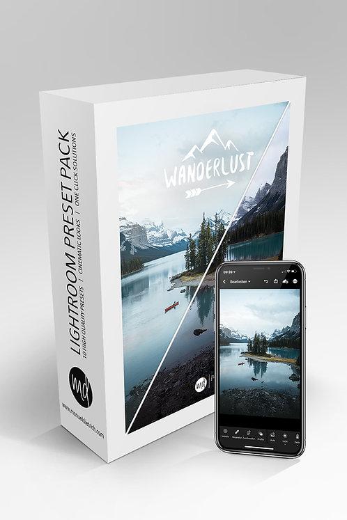 Manuel Dietrich Photography Mobile Presets (Wanderlust)