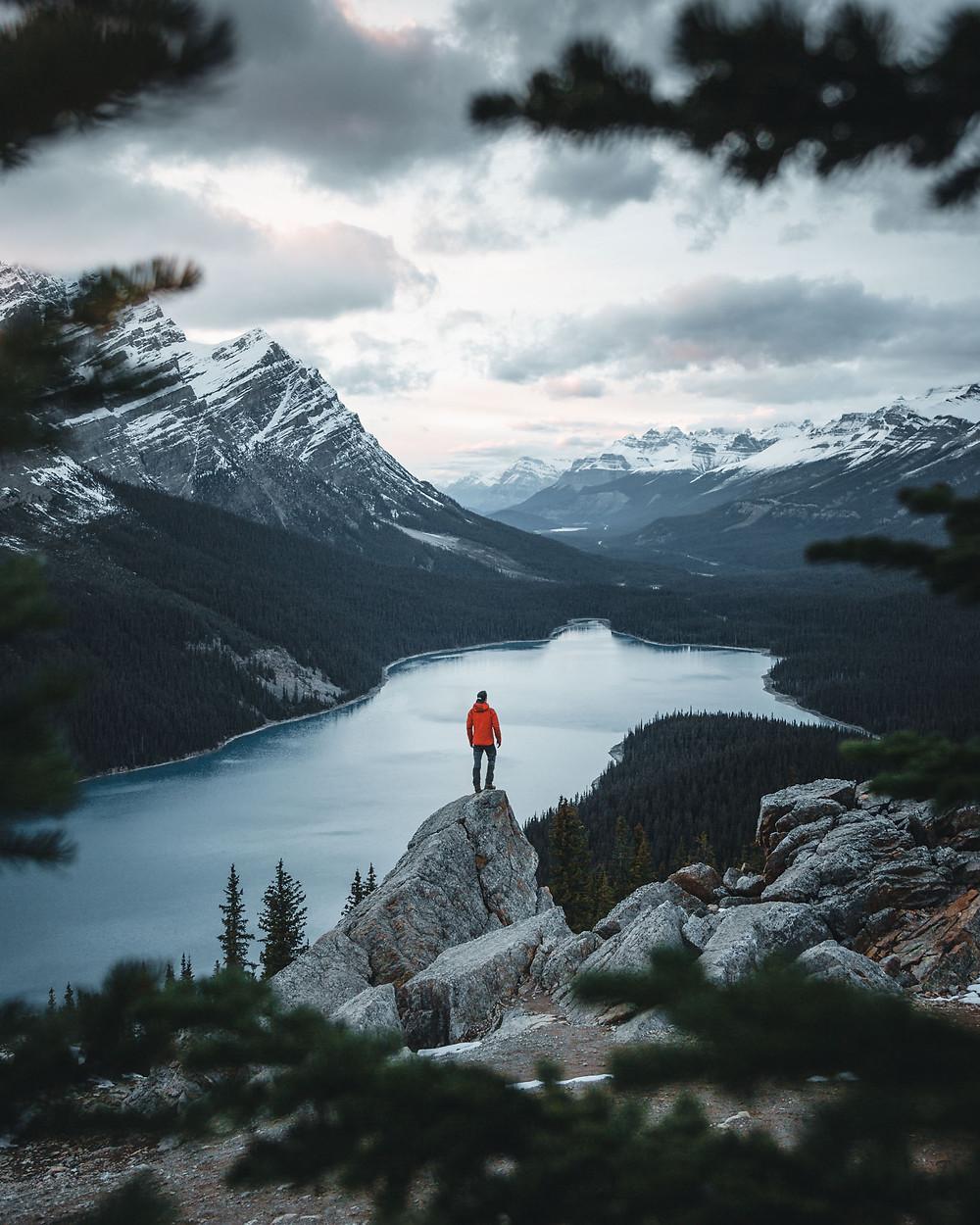 Peyto Lake, Abenteuer, Wandern, Blog, Instagram, Canada, Kanada, Route, Photography, Fotografie, Reisen
