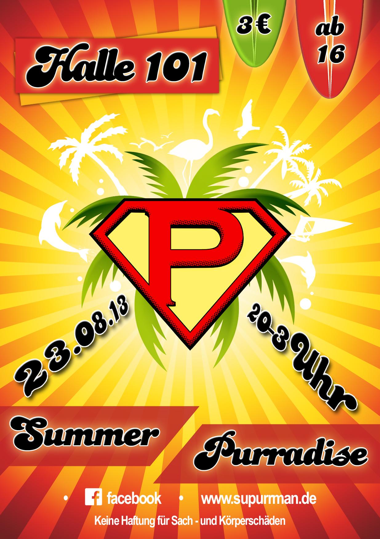 Supurrman - Summerpurradise
