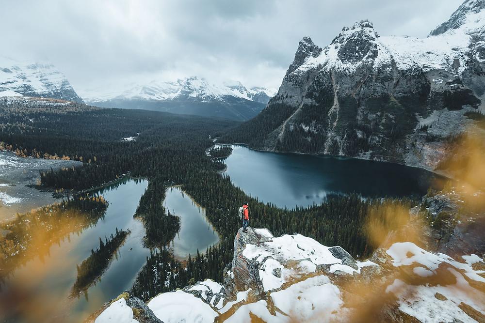 Lake O'Hara, Abenteuer, Wandern, Blog, Instagram, Canada, Kanada, Route, Photography, Fotografie, Reisen