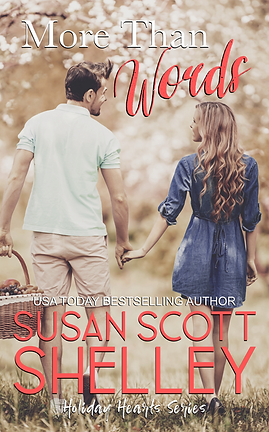 More Than Words | Susan Scott Shelley