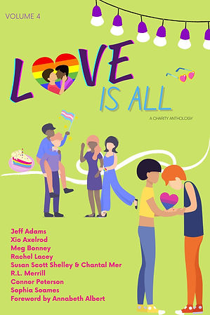 love is all: vol. 4 charity romance anthology