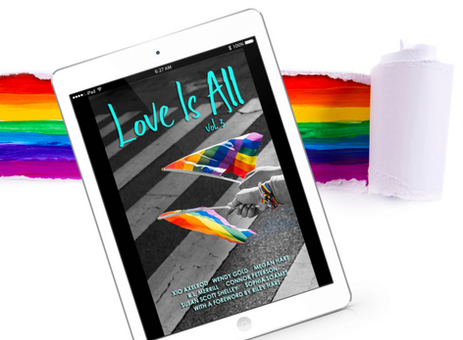 Release Day for Love Is All, Vol. 3!