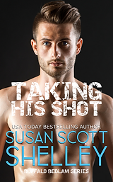 Taking His Shot | Susan Scott Shlley