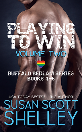 Playing To Win box set of books 4-6 in the Buffalo Bedlam series
