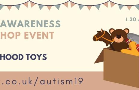 2019 Autism Awareness Blog Hop