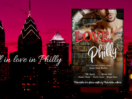 Release Day for LOVE, Philly