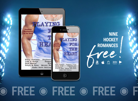 FREE Hockey Romances - limited time only