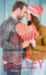 Kiss Me Again | Susan Scott Shelley