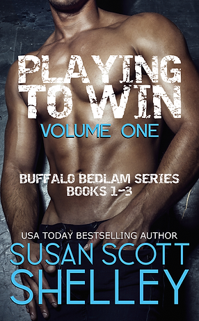 Playing To Win, Volume One, box set of books 1-3 in the Buffalo Bedlam series