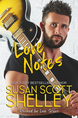 Love Notes | Susan Scott Shelley