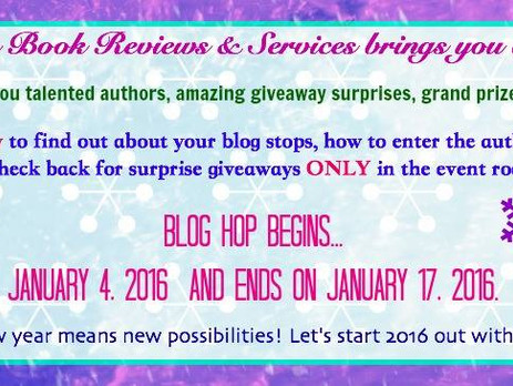 A New Year: Time to Celebrate With a Blog Hop!
