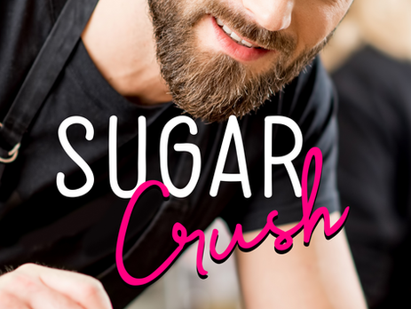 Cover Reveal for Sugar Crush!