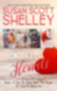 Holiday Hearts | Susan Scott Shelley