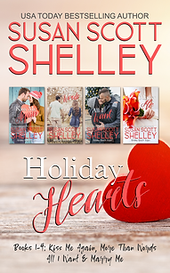 Holiday Hearts | Susan Scott Shelley