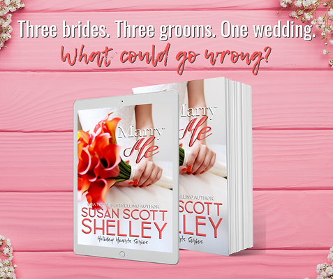 Marry Me | Susan Scott Shelley