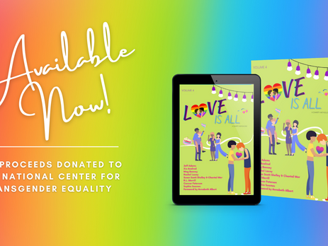 Love Is All: volume 4 is here!