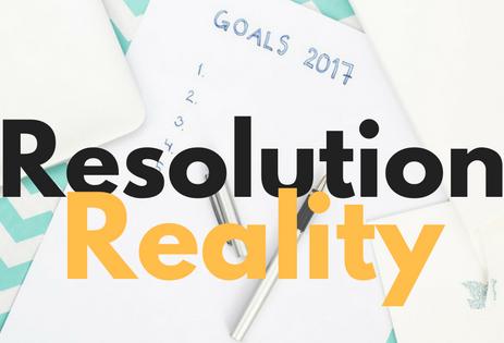 Resolution Reality