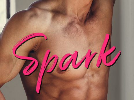 Cover Reveal for Spark