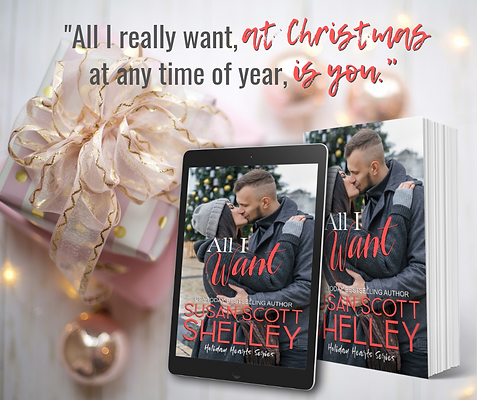All I Want | Susan Scott Shelley