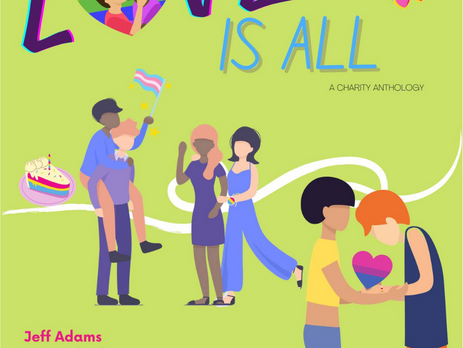 Cover reveal for Love Is All: vol. 4