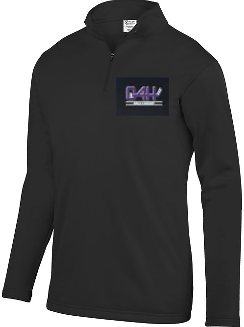 1/4 Zip Wicking Fleece Pullover