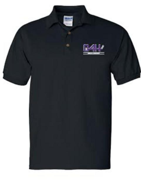 G4H Golf Polo Dri-Blend